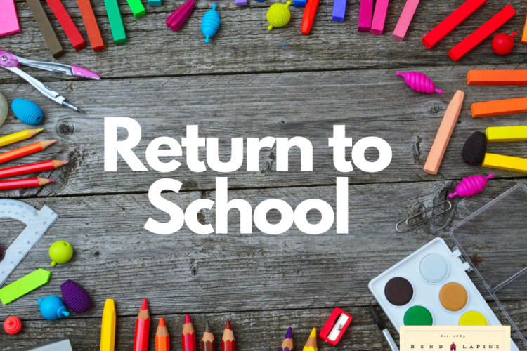 RSU 3 Student Return to School Guidelines